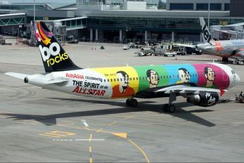 9M-AFD - AirAsia (Thailand) Airbus A320