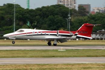 LV-BTF - Private Learjet 31
