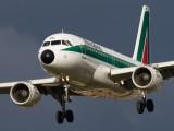 EI-IMG - Alitalia Airbus A319 aircraft