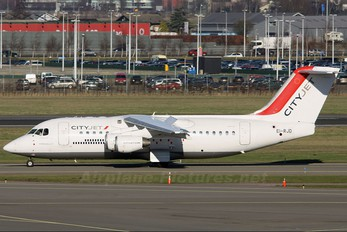 EI-RJD - CityJet British Aerospace BAe 146-200/Avro RJ85