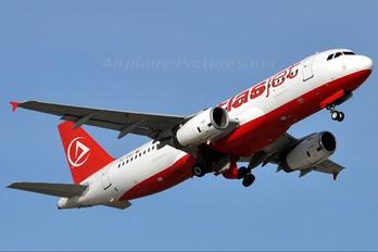 TC-OGJ - Atlasjet Airbus A320