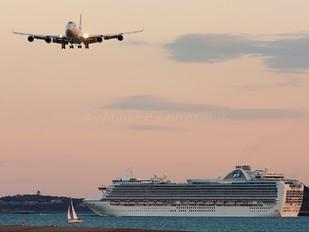 G-VWOW - Virgin Atlantic Boeing 747-400