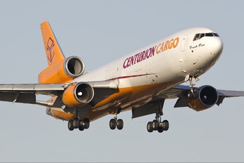 N985AR - Centurion Air Cargo McDonnell Douglas MD-11F