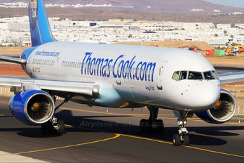 G-FCLD - Thomas Cook Boeing 757-200
