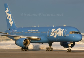 C-GTSN - Zoom Airlines Boeing 757-200