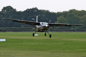 G-OHPC - Private Cessna 208 Caravan