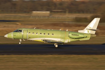 N264GA - Private Israel IAI 1126 Gulfstream G200