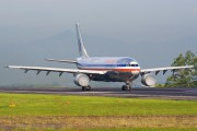 N7083A - American Airlines Airbus A300 aircraft