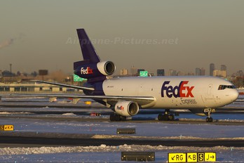 N368FE - FedEx Federal Express McDonnell Douglas MD-10-10F