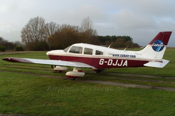 G-DJJA - Cabair Piper PA-28 Archer