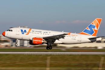 EI-DVD - Windjet Airbus A319