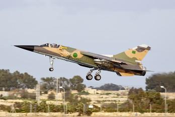 508 - Libya - Air Force Dassault Mirage F1