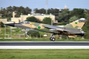 502 - Libya - Air Force Dassault Mirage F1 aircraft
