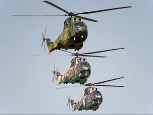 08 - Romania - Air Force IAR Industria Aeronautică Română IAR 330 Puma