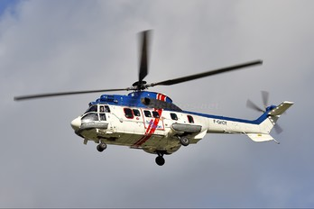 F-GHOY - Heli-Union Aerospatiale AS332 Super Puma L (and later models)