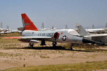 59-0043 - USA - Air Force Convair F-106 Delta Dart