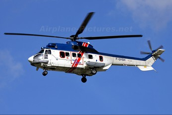 F-GYSH - Heli-Union Aerospatiale AS332 Super Puma L (and later models)