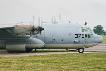 165378 - USA - Navy Lockheed C-130T Hercules
