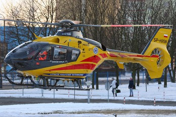 SP-HXW - Polish Medical Air Rescue - Lotnicze Pogotowie Ratunkowe Eurocopter EC135 (all models)