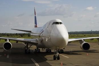 HS-ORB - Orient Thai Cargo Boeing 747-200F