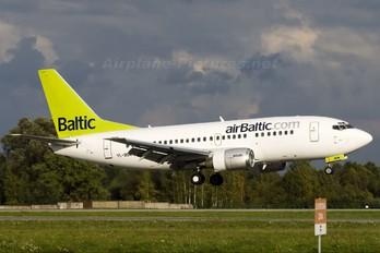 YL-BBM - Air Baltic Boeing 737-500