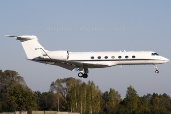 166377 - USA - Marine Corps Gulfstream Aerospace C-37A