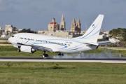 RA-73004 - Gazpromavia Boeing 737-700 aircraft