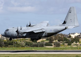 ZH888 - Royal Air Force Lockheed Hercules C.5