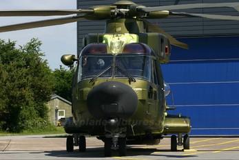 M-502 - Denmark - Air Force Agusta Westland AW101 512 Merlin (Denmark)