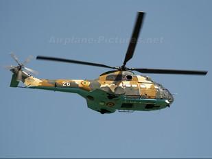 26 - Romania - Air Force IAR Industria Aeronautică Română IAR 330 Puma
