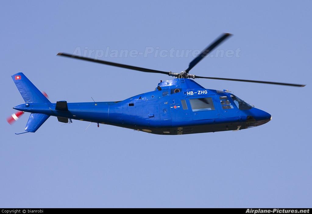 Private HB-ZHG aircraft at Verona - Villafranca