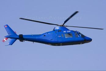 HB-ZHG - Private Agusta / Agusta-Bell A 109A Mk.II Hirundo