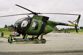 H-203 - Denmark - Army Hughes 500D