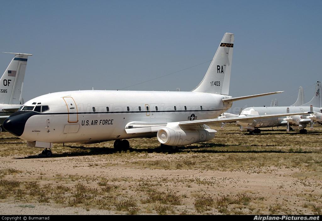 USA - Air Force 71-1403 aircraft at Davis-Monthan AFB