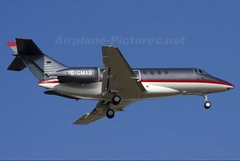 G-GMAB - Gama Aviation British Aerospace BAe 125