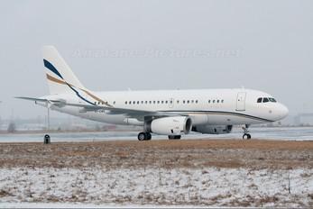 VP-CAS - Private Airbus A319 CJ