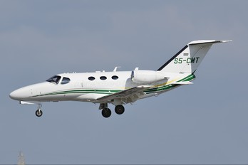 S5-CMT - Private Cessna 510 Citation Mustang