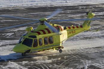 LN-OLO - Lufttransport Agusta Westland AW139
