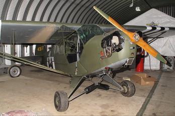 G-BWEZ - Private Piper J3 Cub