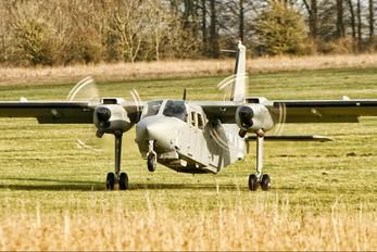 ZG847 - British Army Britten-Norman BN-2T Islander AL.1
