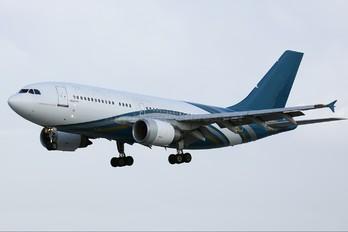 CS-TEI - Oman Air Airbus A310