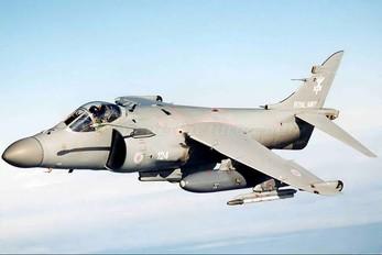 ZD582 - Royal Navy British Aerospace Sea Harrier FA.2