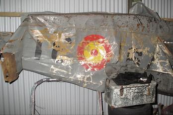 E.3B-599 - Spain - Air Force Casa 1.131E Jungman