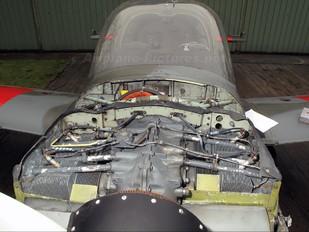G-AXIG - Private Scottish Aviation Bulldog