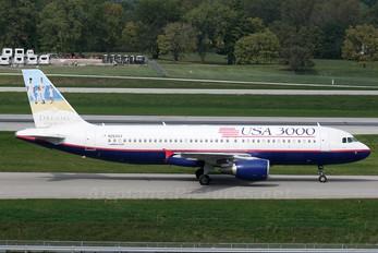 N262AV - USA 3000 Airbus A320