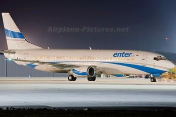 SP-ENA - Enter Air Boeing 737-400
