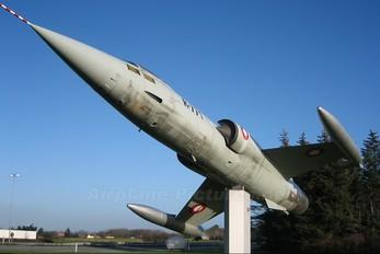 R-771 - Denmark - Air Force Canadair CF-104 Starfighter