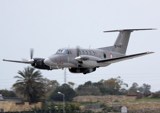 D-IMPA - Malta - Armed Forces Beechcraft 200 King Air