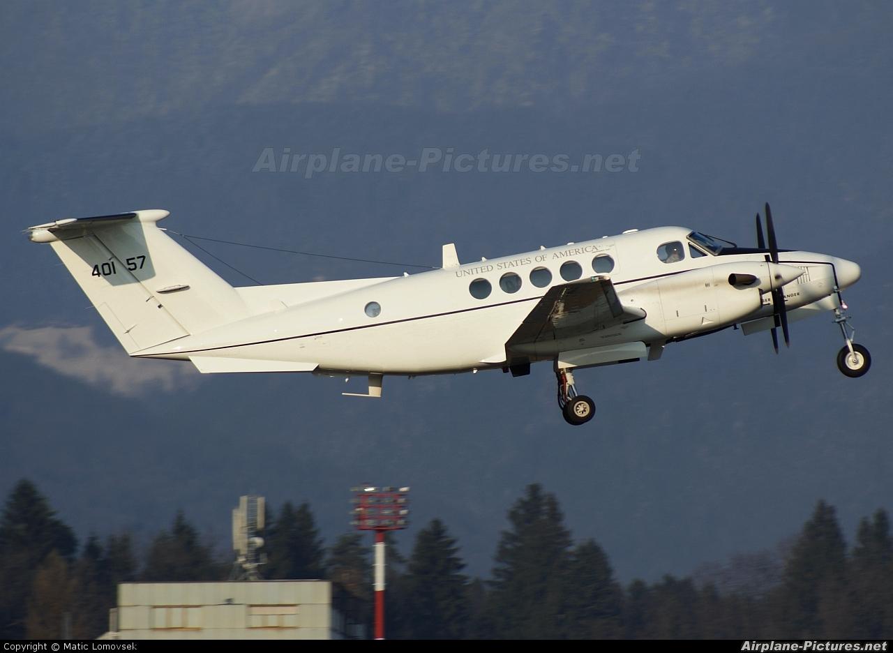 USA - Army 84-0157 aircraft at Ljubljana - Brnik