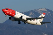 LN-KKL - Norwegian Air Shuttle Boeing 737-300 aircraft